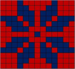snowflake pattern 1